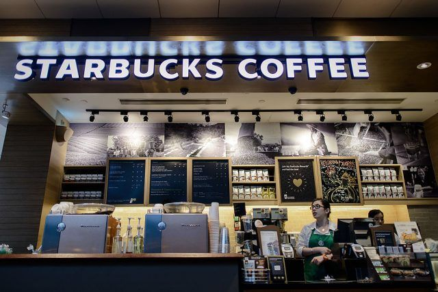 HONG KONG-US-HEALTH-RETAIL-STARBUCKS