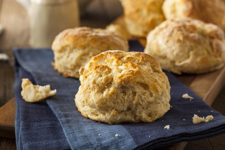Flakey Buttermilk Biscuits
