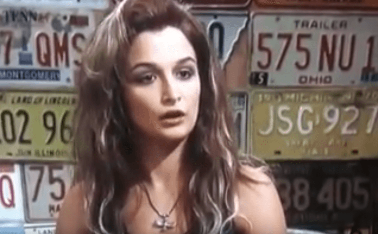 Jenny Slate curses on SNL