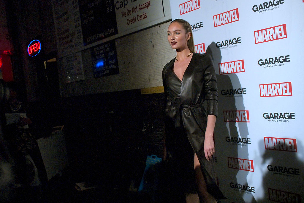 Marvel And Garage Magazine New York Fashion Week Event