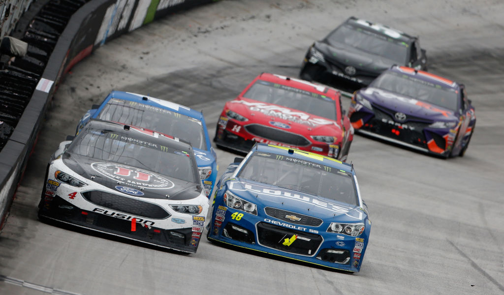 Monster Energy NASCAR Cup Series Food City 500