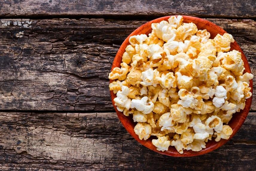 Butter Popcorn