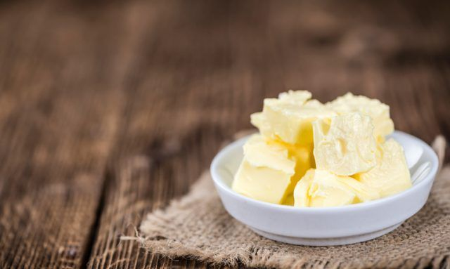 Portion of Butter