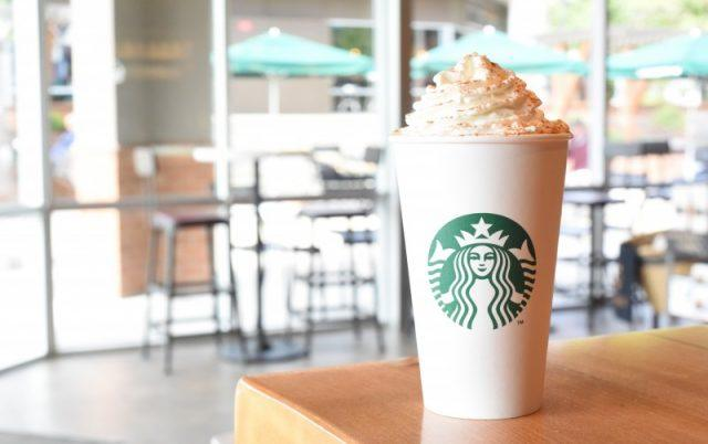 Pumpkin Spice Latte Starbucks