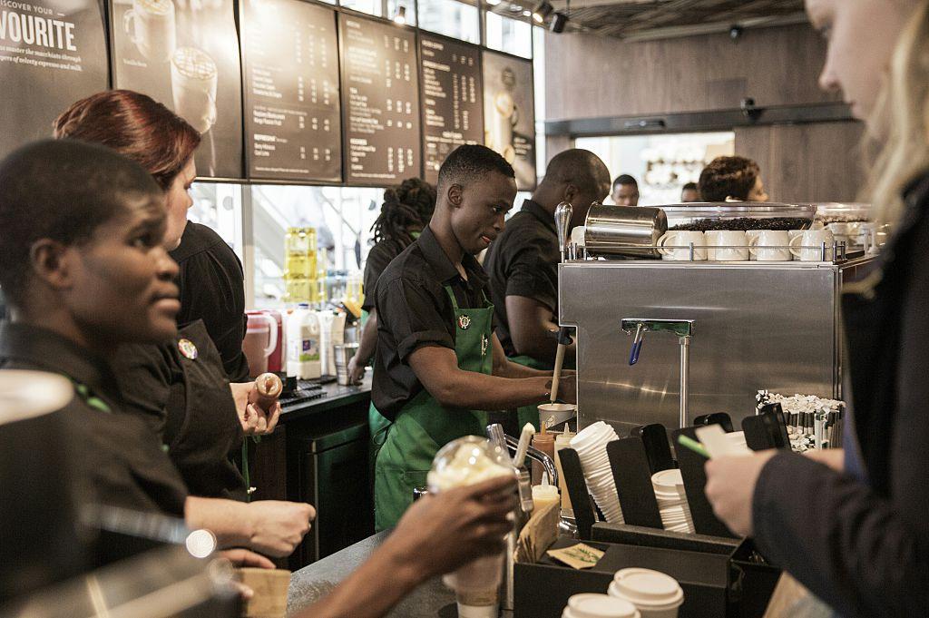 Starbucks employee dating policy
