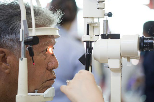 Many people with glaucoma don't know they have it.