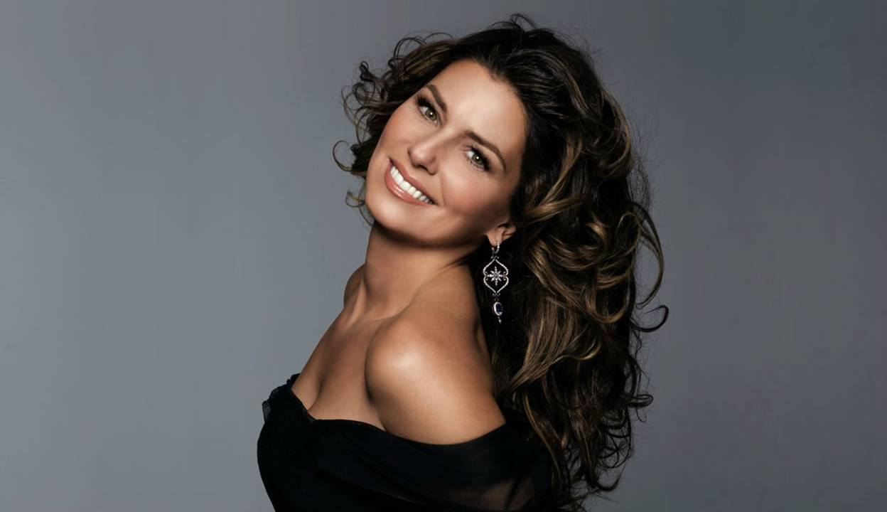 Country superstar Shania Twain