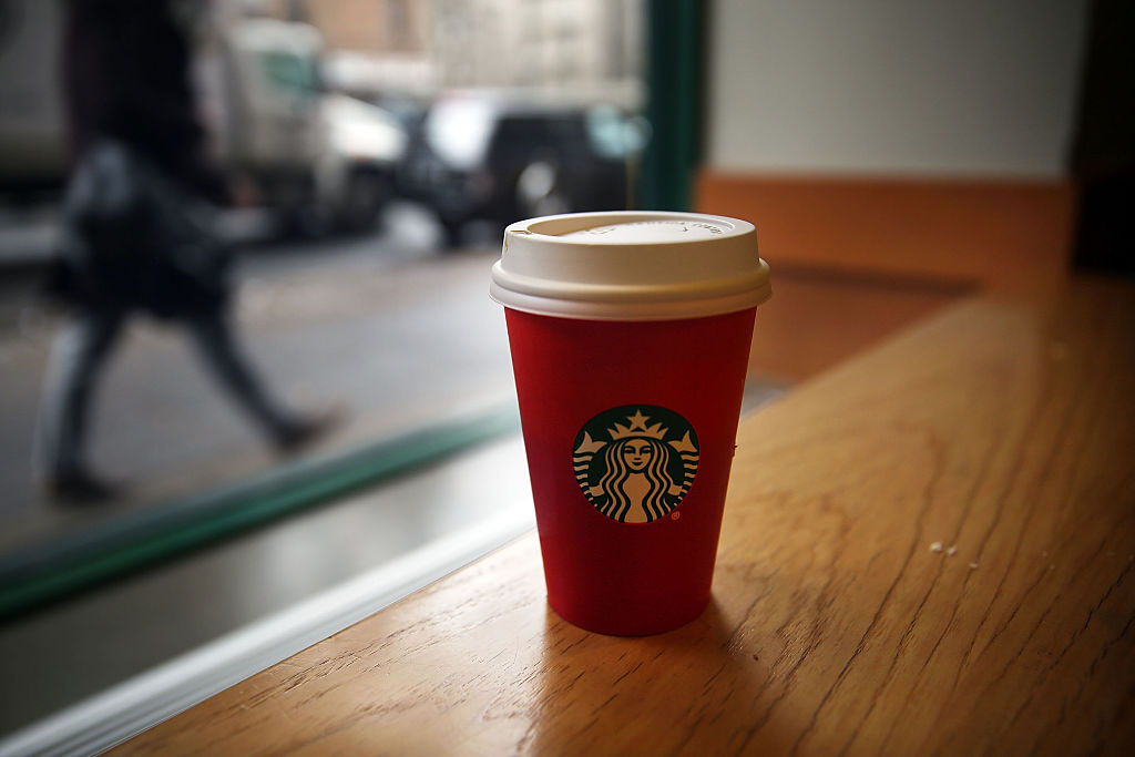 Starbucks Holiday Cup Causes Online Controversy
