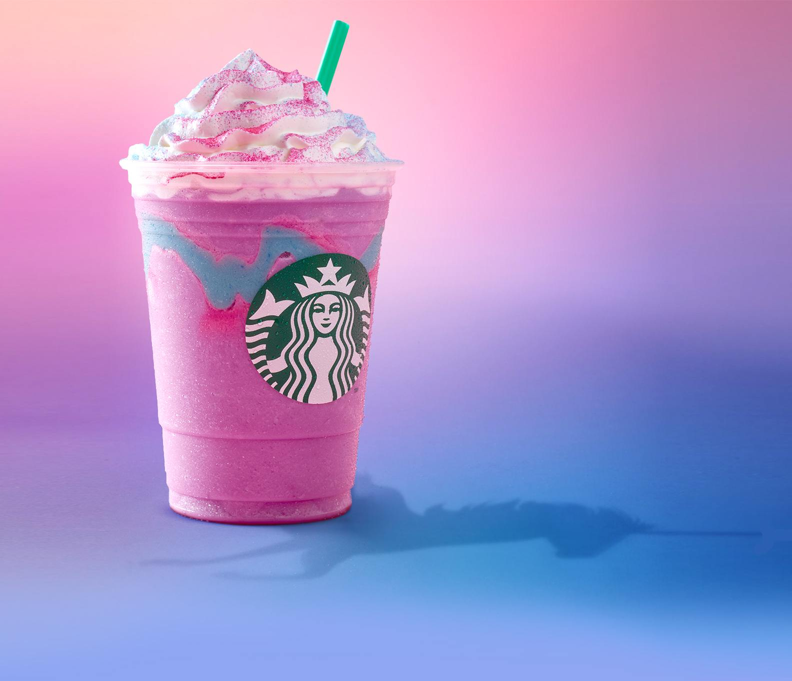 Starbucks Unicorn Frappuccino