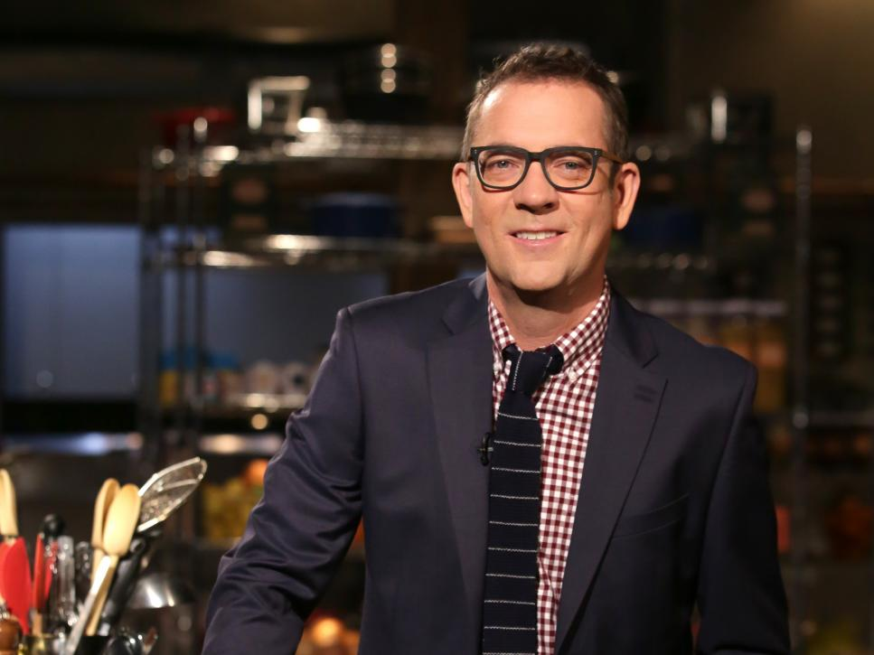 Ted Allen from Chopped