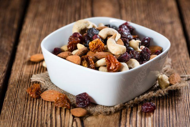 Most trail mixes aren't as healthy as you think they are.