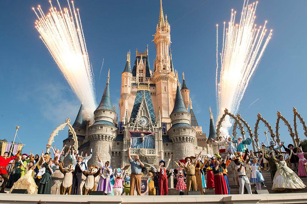 Walt Disney World Resort castle