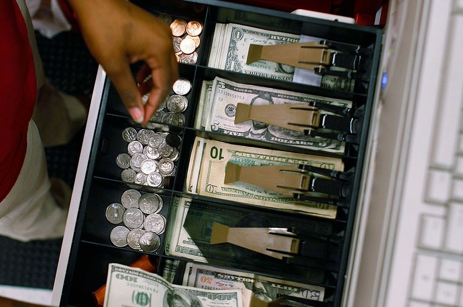 cash drawer