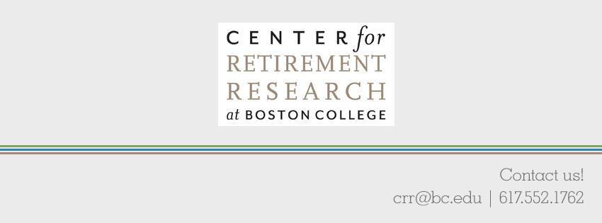 The Center for Retirement Research's logo