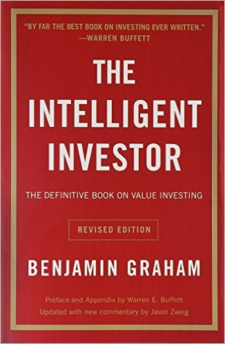 """Cover of """"The Intelligent Investor"""" by Benjamin Graham"""