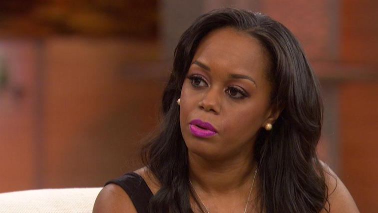 Jaimee Foxworth on The Dr. Oz Show
