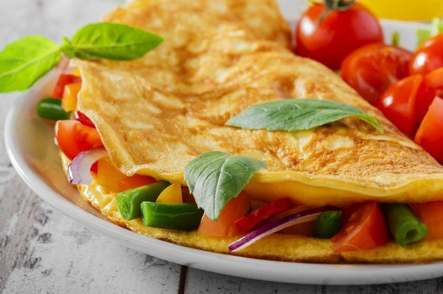 Vegetables are an excellent source of fiber.