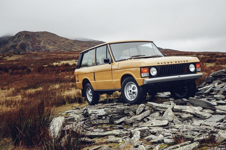 Land Rover Range Rover classic
