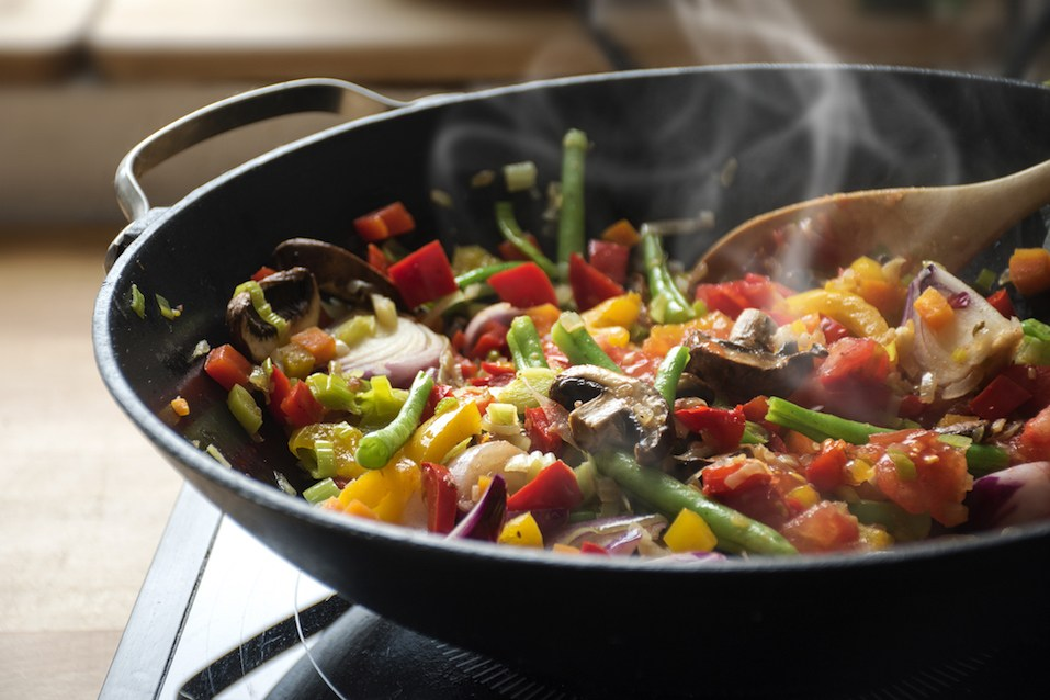 Applebee's has a few stir-fry dishes that are perfect choices for lunch or dinner.