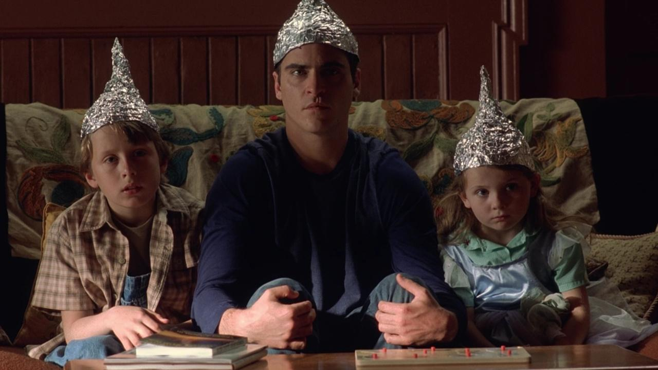It's not a conspiracy -- a handful of giant multinational corporations control almost everything, so put on a tin foil hat like the family from 'Signs'