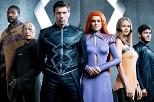 First Full Review of Marvel's 'Inhumans' Calls It a Disappointment on Every Level