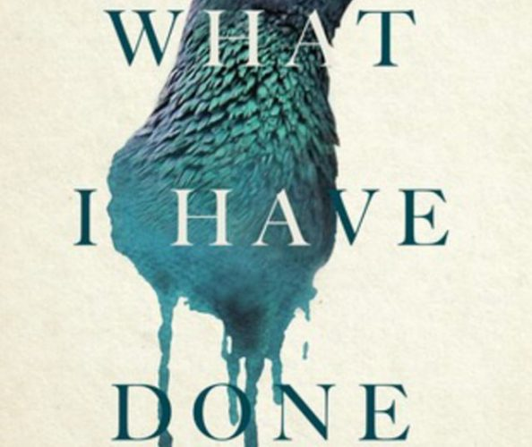 A bird on the cover of See What I Have Done