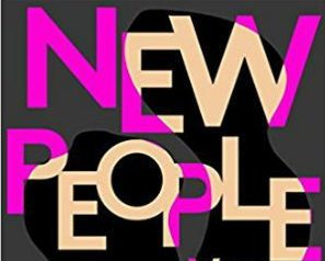 The cover of New People