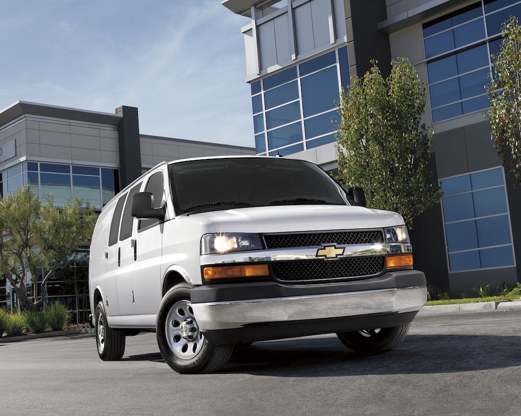 2016 Chevrolet Express Passenger Van
