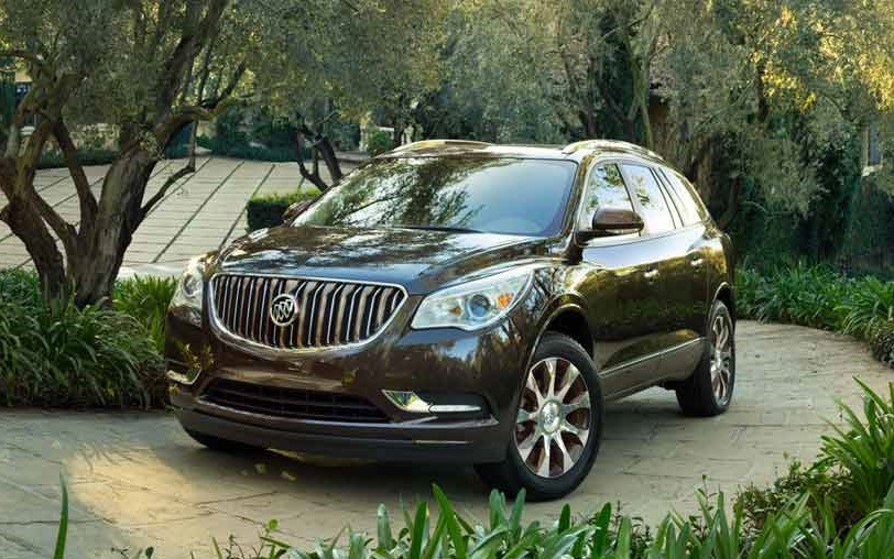On the Kogod Made in America auto index for 29017, Buick Enclave tied two other GM models for most U.S. content.