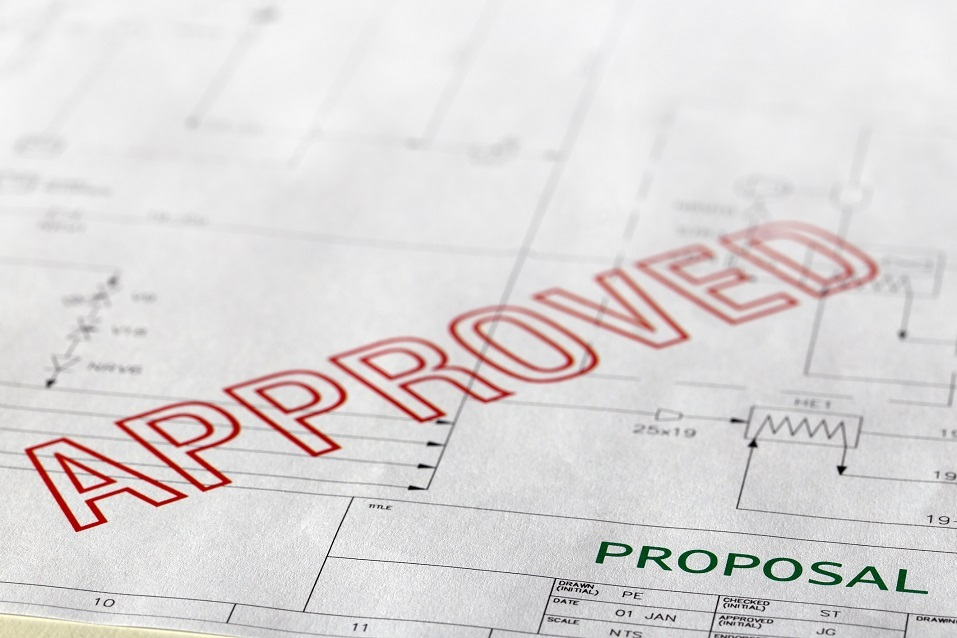Approved proposal