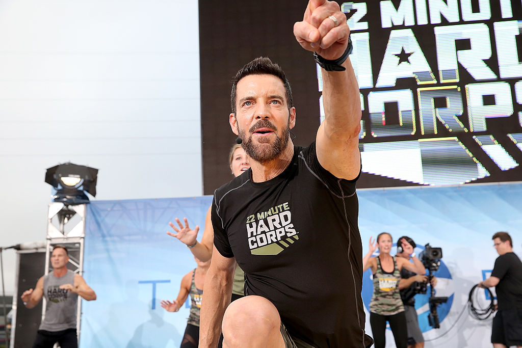 Super Trainer Tony Horton