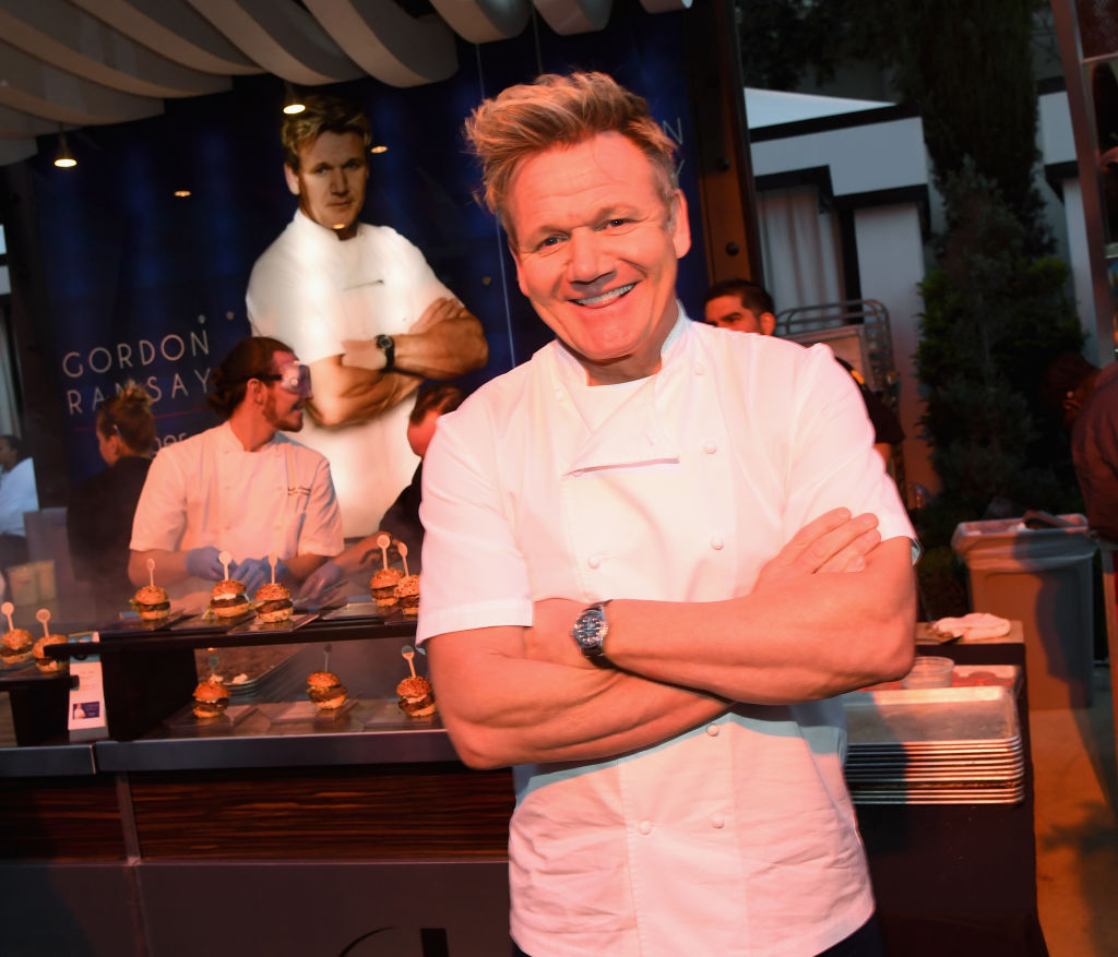 Celebrity Chefs Light Up The Strip During Vegas Uncork'd By Bon Appetit's 11th Annual Grand Tasting At Caesars Palace