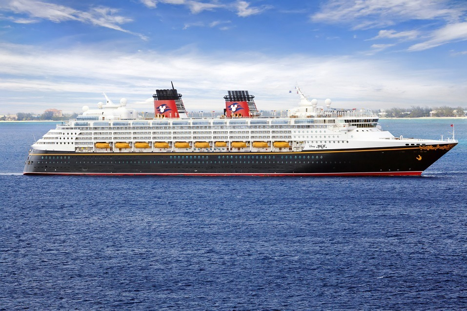 Disney Magic ocean liners