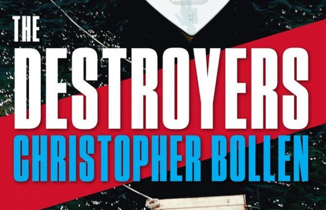 The cover of the <em>The Destroyers</em>