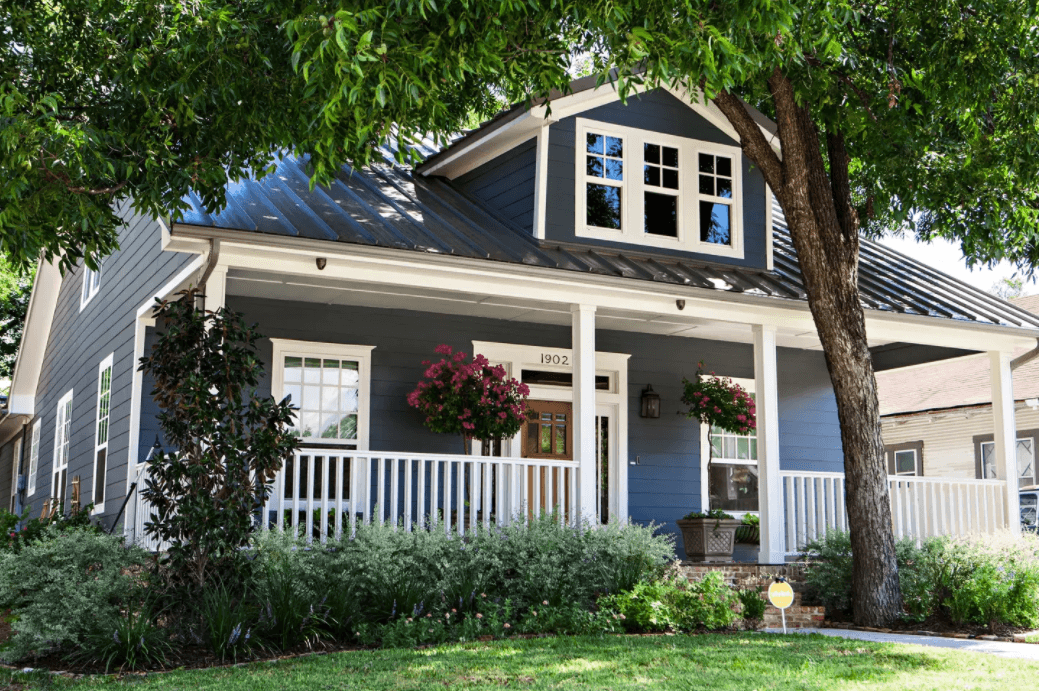 Downs house from HGTV Fixer Upper