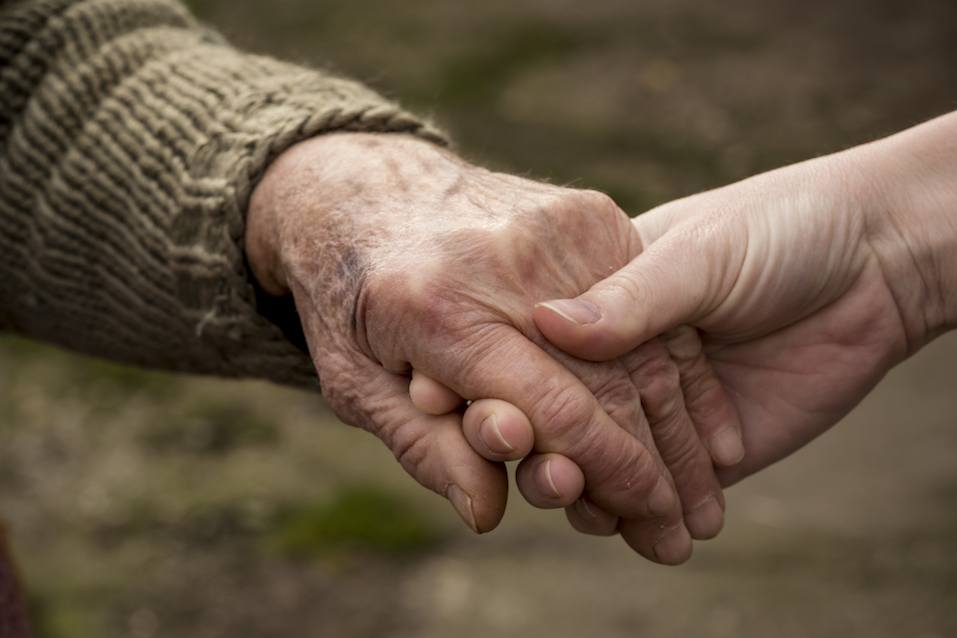 Elderly care and respect