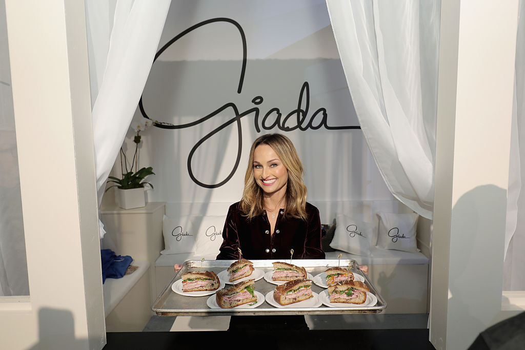 Food Network & Cooking Channel New York City Wine & Food Festival Presented By Coca-Cola - Barilla's Italian Table hosted by Giada De Laurentiis