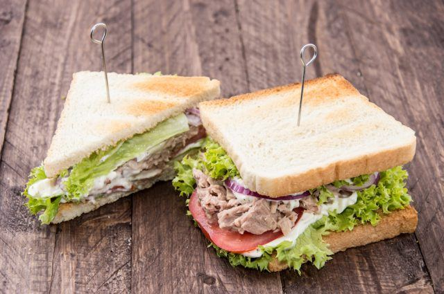 Tuna is a lean protein loaded with healthy fats.