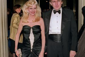 Signs Donald Trump Still Thinks of Ivana as the Love of His Life