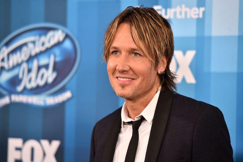 "Keith Urban attends FOX's ""American Idol"" Finale"