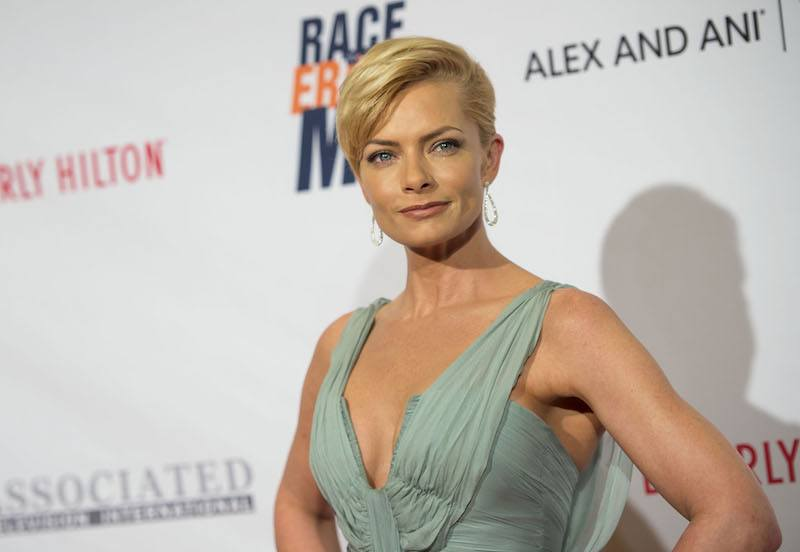 Actress Jaime Pressly attends the 23rd Annual Race To Erase MS Gala in Beverly Hills