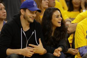 Ashton Kutcher and Mila Kunis Get Super Candid About Their Relationship