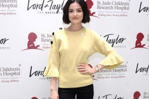 Lucy Hale Speaks Up About Her Experience With Sexual Assault
