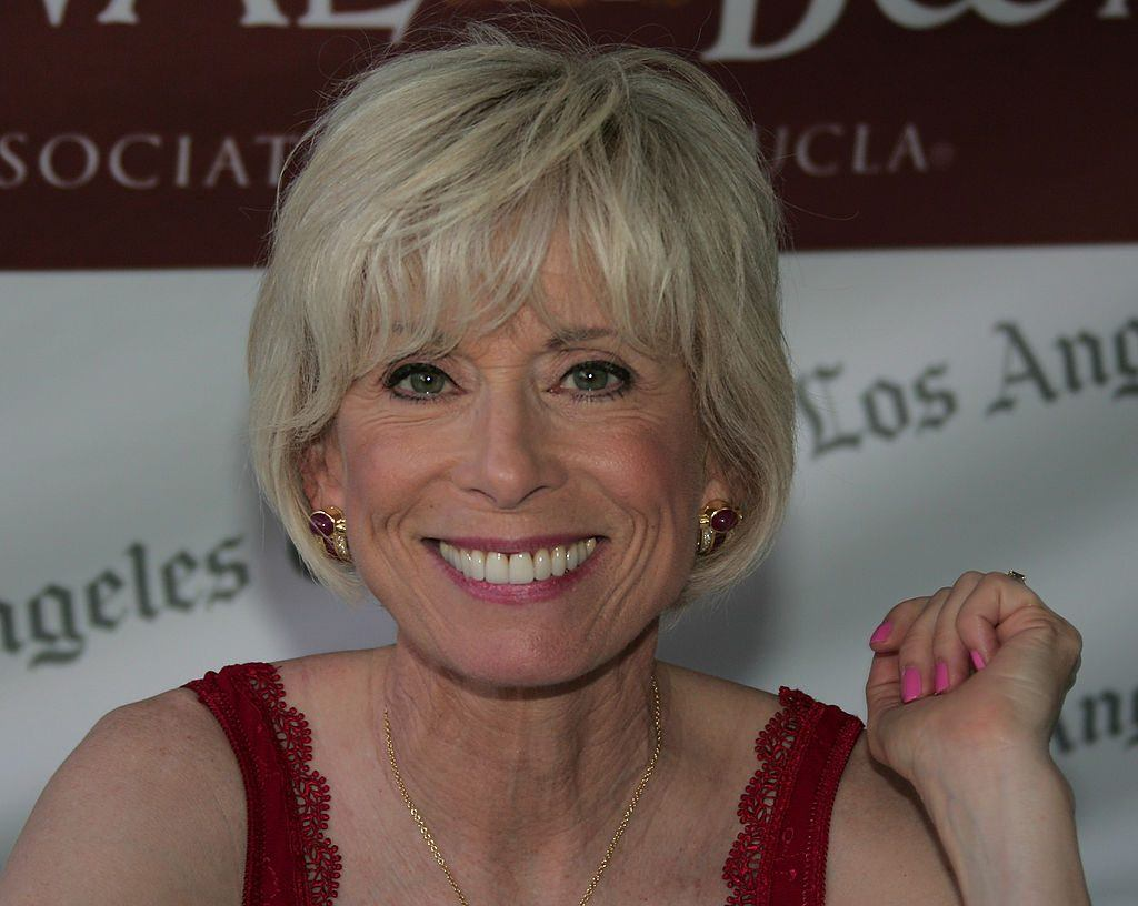 Radio personality and author Dr. Laura Schlessinger smiling at the 13th annual Los Angeles Times Festival of Books at UCLA April 26, 2008 in Los Angeles, California