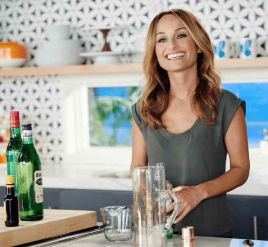 Giada makes Italian cooking easy to understand.