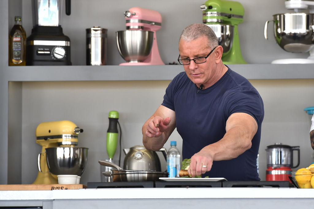 Goya Foods' Grand Tasting Village Featuring Mastercard Grand Tasting Tents & KitchenAid Culinary Demonstrations - Day 2