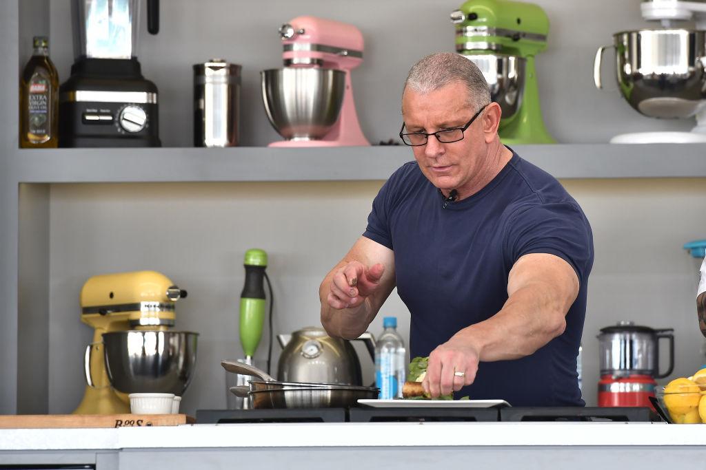 Goya Foods' Grand Tasting Village Featuring Mastercard Grand Tasting Tents & KitchenAid Culinary Demonstrations - Day 2