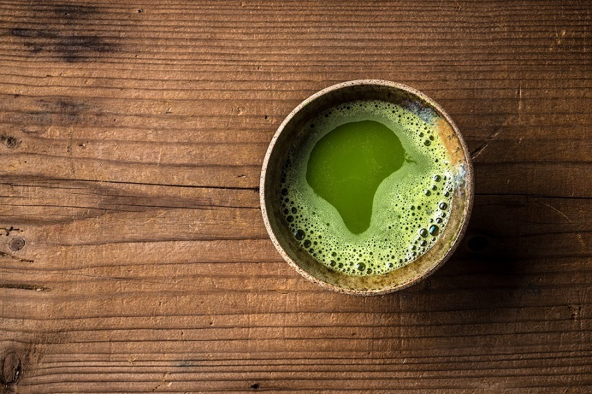 If coffee makes you jumpy, try matcha.