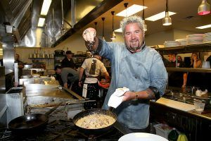 These Tips From Guy Fieri Will Actually Make You a Better Cook