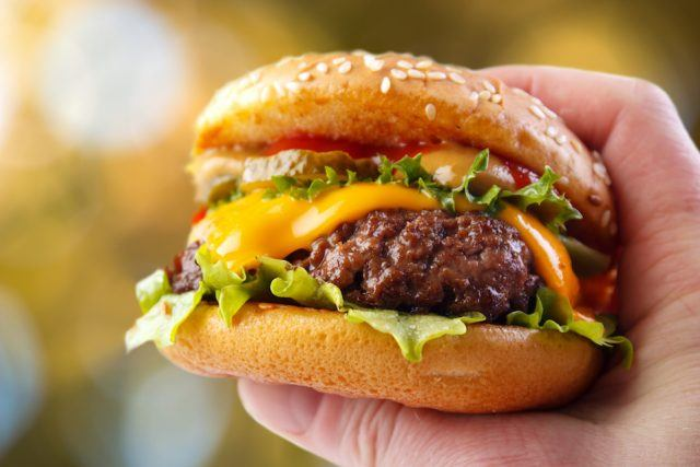 Saturated fat doesn't significantly increase your heart disease risk.